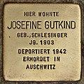 Stolperstein für Josefine Gutkind (Cottbus).jpg