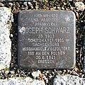 Stolperstein für Joseph Schwarz, Poststrasse 11, Hainichen.JPG