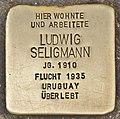 Stolperstein für Ludwig Seligmann (Heidelberg).jpg