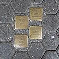 Stolpersteine Düren Wirteltorplatz 2.JPG