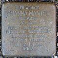 Stolpersteine Köln Channa Mantel Fleischmengergasse 26.jpg
