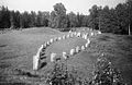 Stone ships in Badelunda, Västmanland, Sweden (7899093056).jpg