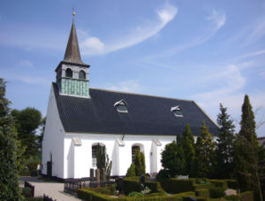 Store Magleby Church