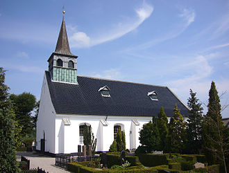 Store Magleby - Store Magleby Church