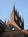 Stralsund, Germany, Rathaus, Schaugiebel von hinten (2006-09-29).JPG