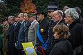 Strasbourg nécropole nationale de Cronenbourg cérémonie 1er novembre 2013 33.jpg