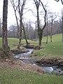 Stream on Kigbeare golf course - geograph.org.uk - 1143811.jpg