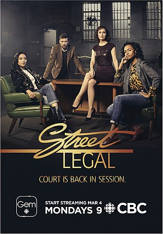 Street Legal (Canadian TV series) - Image: Street Legal (Reboot)