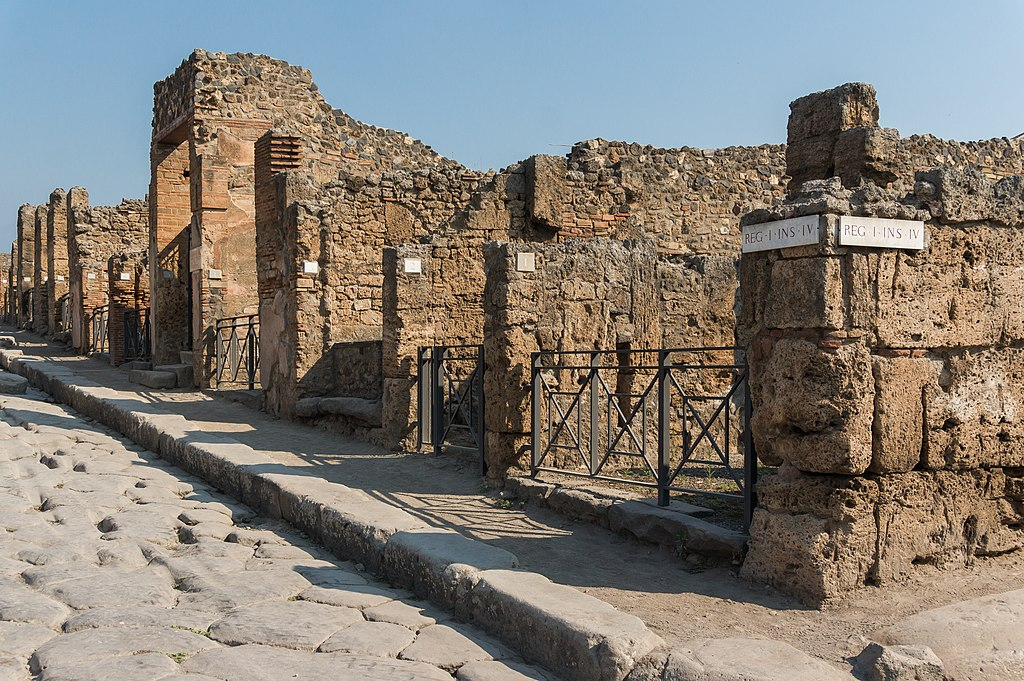 File Street Houses Pompeii Wikimedia Commons