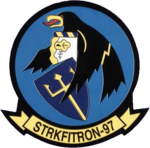 Strike Fighter Squadron 97 (US Navy) insignia c1991.png
