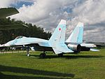 Su-35 (701) at Central Air Force Museum pic2.JPG