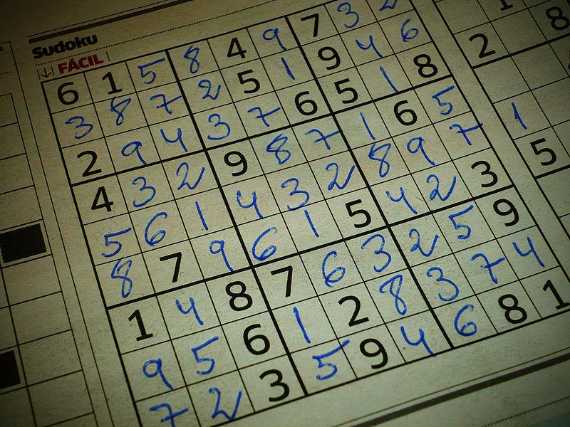 File:Sudoku en periódico.jpg