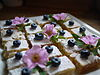 Sue's birthday lemon squares, July 2010.jpg