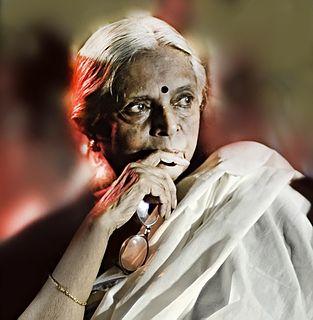 Sugathakumari Indian poet and activist