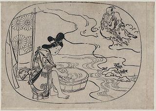 Sugimura Jihei Japanese printmaker