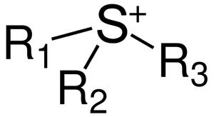 Sulfonium - Sulfonium ion