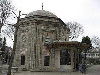 Bayezid II - Tomb of Bayezid II in Istanbul.