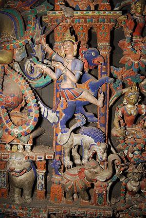 Sumda Chun - Image: Sumdasculpture 1