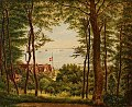 Summer idyll from Snekkersten, Denmark , 1870.jpg