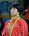 Sun Yanan, 2016 Summer Olympics.jpg