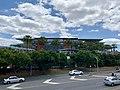 Suncorp Stadium, Milton Road facade, Brisbane 03.jpg