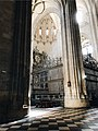 Sunlight in the Segovia Cathedral.jpg