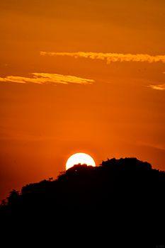 Sunrise at Mt Abu 3.jpg