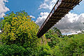 Suspension bridge, Buttes-Chaumont, Paris 28 August 2015 001.jpg