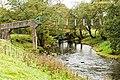 Suspension footbridge across the river Hodder - geograph.org.uk - 734493.jpg
