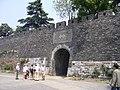 Suzhou, muur om de oude stad.JPG