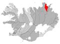 Svalbardshreppur map.png