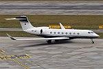 Swiss Jet, HB-JUF, Gulfstream G650 (40139738021).jpg