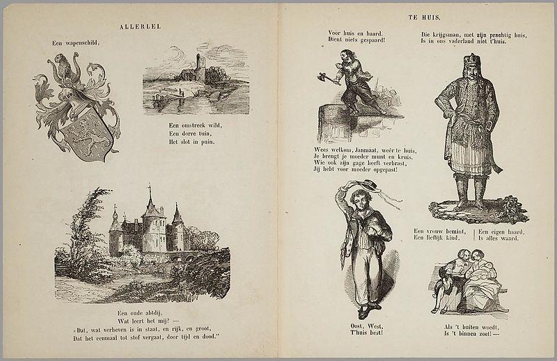 File:Sythoffs prentenboek - de boekenkast - PPN 863700292 - Image 11 ...
