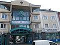 Székesfehérvár Trade Center. - 9, Budai Rd., Víziváros, Székesfehérvár, Fejér county, Hungary.JPG