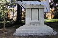 Szczecin Cmentarz Centralny nagrobek rodziny Kaesemacher-Bauer.jpg