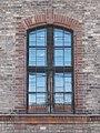 Szent István Egyetem, rácsos ablak, 2017 Angyalföld.jpg