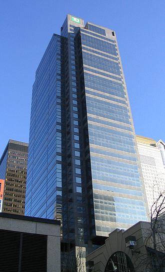 TD Canada Trust Tower (Calgary) - TD Canada Trust Tower
