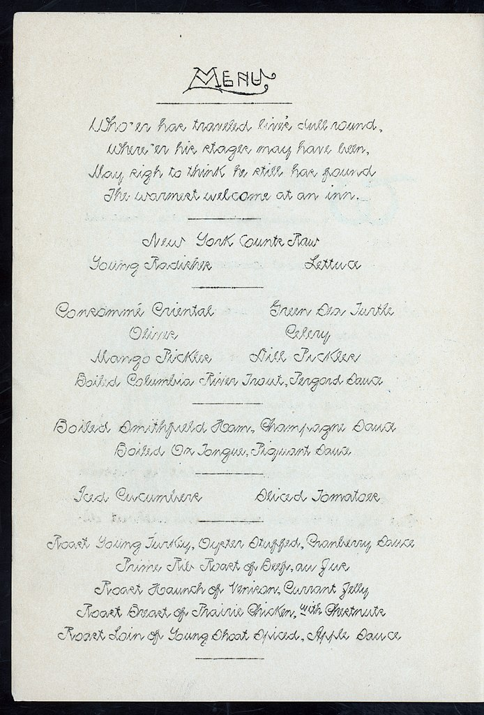 File Thanksgiving Day Dinner Held By Summit House At Creston Iowa Hotel Complimentary To Commercial Traveling Men Nypl Hades 271353 4000005267