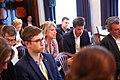 Tallinn Digital Summit press presentation by President Kersti Kaljulaid- Digital innovation and Estonia's ambitions (37112572180).jpg