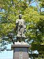 Tanaka Yoshimasa Statue DSCN0698 20100904.JPG