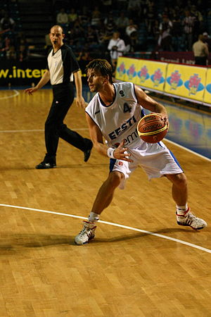 BC Tartu - Tanel Tein was named MVP on the season in 2001, 2002 and 2006, Finals MVP in 2007 and Estonian Player of the Year in 2008.