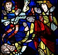 Tarascon-sur-Ariège - Chapelle Notre-Dame de Sabart - Vitrail -3.jpg