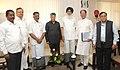 Tarun Gogoi, the Chief Minister of Punjab, Shri Prakash Singh Badal, the Chief Minister of Himachal Pradesh, Shri Virbhadra Singh, the Chief Minister of Chhattisgarh, Dr. Raman Singh, the Chief Minister of Tamil Nadu.jpg