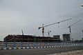 Tata Consultancy Services Campus - Under Construction - Rajarhat - North 24 Parganas 2013-06-15 0700.JPG