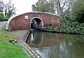Tatenhill Lock Bridge near Branston, Staffordshire - geograph.org.uk - 1631673.jpg