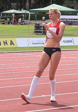 Tatyana Chernova - Chernova in 2011