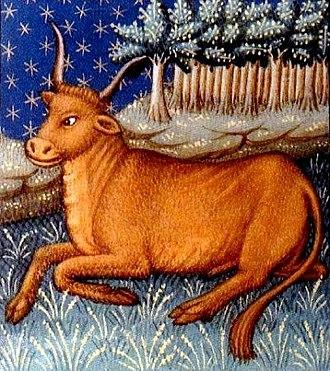 Taurus (astrology) - Image: Taurus 2