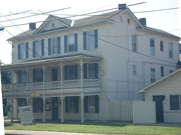 Hotel Buildings On The National Register Of Historic