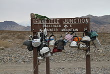 A Tomistoma and Teakettle Junction.
