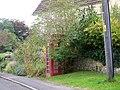 Telephone box, Leigh Upon Mendip - geograph.org.uk - 1558947.jpg